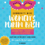 Woman's Purim Bash