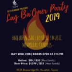 Lag Baomer Party 2019