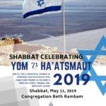 Yom Ha'atzmaut Shabbat
